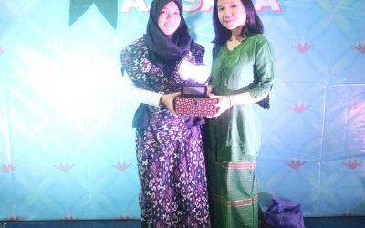 Mahasiswa Departemen Ilmu Komunikasi Meraih Juara 1st Winner Ajisaka UGM Kategori Riset Strategis